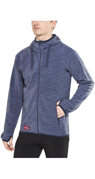 Bergans Hareid Jacket Men Navy Melange